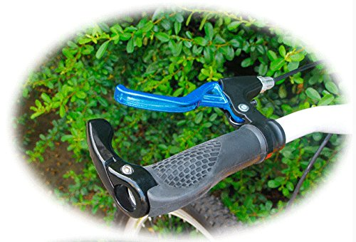 how to fix a bicycle brake handle