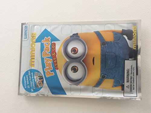 Minions Play Pack Grab & Go - 1