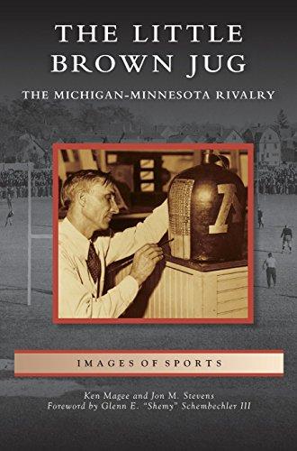 Little Brown Jug: The Michigan-Minnesota Football Rivalry