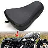 CICMOD Motorrad Schwingsattel Front Sitzkissen Sitzpad fit für Harley Davidson