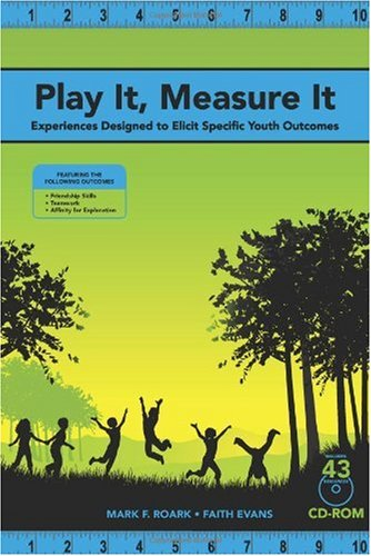 Play It, Measure It: Experiences Designed to Elicit...