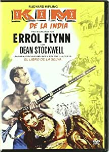 Kim de la india [DVD]: Amazon.es: Errol Flynn, Dean