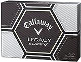 Callaway(キャロウェイ) ゴルフボール(1ダース12個入り) LEGACY BLACK 2015年モデル 4218521200117 ホワイト