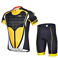 (Non-Express Shipping)(Delivery Time:30-35 days)(set size:XL) (recommend one size larger)2014 new Cycling Jerseys Jersey For Men Short Sleeve vest breathable windbreaker perspiration performance