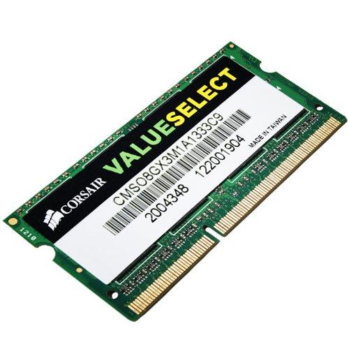 Corsair 8GB 1x8GB DDR3 1333 MHz PC3 10666