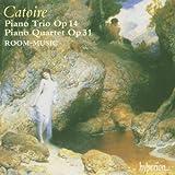 Piano Trio Op.14 Piano Quartet Op.31 Elegy Op.26