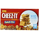 Cheez-It Baked Snack Mix, Original, 4.44-Ounce Packages (Pack of 6)