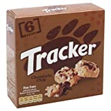 Mars Tracker Chocolate Chip Cereal Bars 6x6x26g