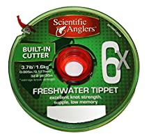 3M Scientific Anglers Freshwater Tippet Line 6X