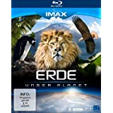 "Seen On IMAX: Erde - Unser Planet (5 Blu-rays) [Blu-ray]von ""Bayley Silleck"""