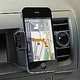 Automobile Best Deals - TBS ® 2063 supporto del telefono, Universal Air Vent supporto dell'automobile per il telefono cellulare iPhone4 / 5 Samsung Galaxy S3 S4 S5 Samsung Note 2/3, simple/ universal phone holder