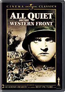 Cover of &quot;All Quiet on the Western Front ...