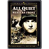 All Quiet on the Western Front (Universal Cinema Classics) ~ Lew Ayres