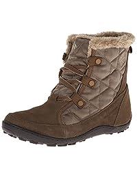Columbia Women's Minx Shorty Oh Herringbone Winter Boot