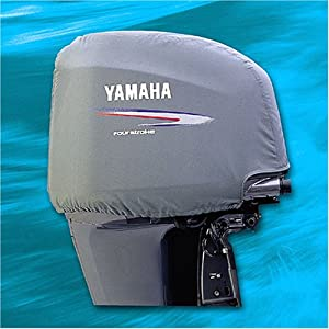 Amazon.com : Deluxe Yamaha Outboard F250 Motor Cover Four-Stroke