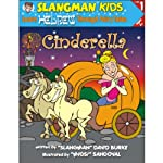 Slangman's Fairy Tales: English to Hebrew - Level 1 - Cinderella | David Burke