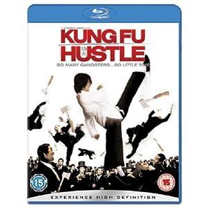 Kung Fu Hustle [Blu-ray] [Import anglais]
