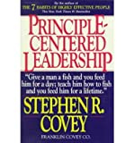 Principle-centered Leadership (0671711350) by Covey, Stephen R.