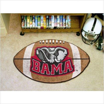 "University of Alabama Football Rug- 22x35"""