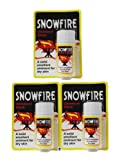 Snowfire Emollient Ointment Stick for Dry Skin 18g (Pack of 3)