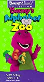 Barneys Alphabet Zoo [VHS]