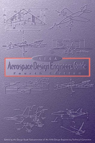 Book Cover: [share_ebook] AIAA Aerospace Design Engineers Guide, Fourth Edition