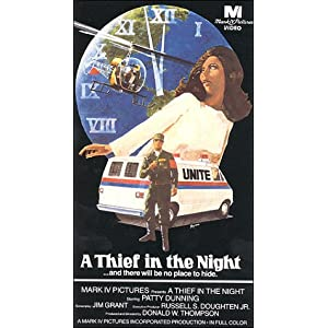 Amazon.com: A Thief in the Night [VHS]: Patty Dunning, Mike Niday ...
