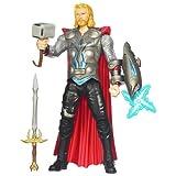 Marvel Thor Lightning Power Thor Figure 10 Inches