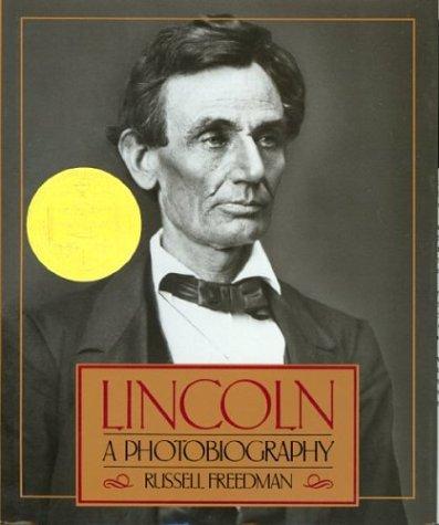 Lincoln: A Photobiography (Houghton Mifflin social studies)