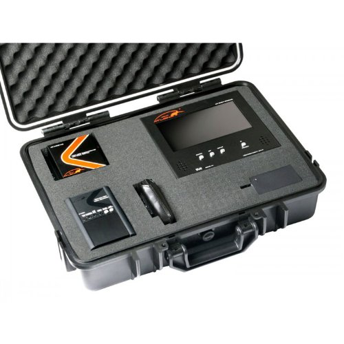 Atlona KITPROHD3 Testing Kit with ATDIS7PROHD, ATHD800 and Battery In Case Picture