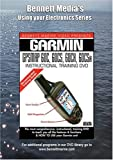 GARMIN GPSMAP 60C, 60CS, 60CX, 60CSx DVD INSTRUCTION GUIDE [NTSC]