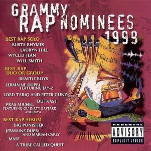 artist - 1999 Grammy Rap Nominees - Zortam Music