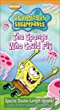 SpongeBob SquarePants - The Sponge Who Could Fly [VHS]