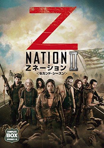 Zネーション〈セカンド・シーズン〉 コンプリート・ボックス(8枚組) [DVD]