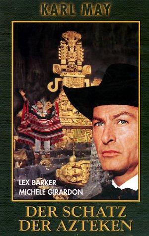 Der Schatz der Azteken [VHS]
