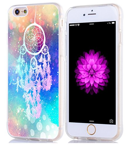 Iphone 6S Case dreamcatcher, Apple Iphone 6 Case dreamlike colorful purple dream catcher dreamcatcher