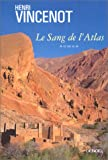 img - for le sang de l'atlas book / textbook / text book