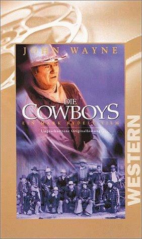 Die Cowboys [VHS]