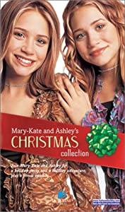 Mary-kate And Ashleys Christmas Collection Vhs by Warner Home Video