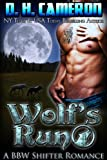 img - for Wolf's Run: A BBW Shifter Romance (Wolf's Trilogy Book 1) book / textbook / text book