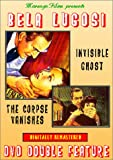 Invisible Ghost & The Corpse Vanishes [DVD] [1941] [Region 1] [US Import] [NTSC]