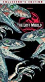 The Lost World - Jurassic Park (Collector's Edition) [VHS]