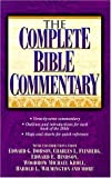 The Complete Bible Commentary: Super Value Edition (0785208542) by Dobson, Edward G.