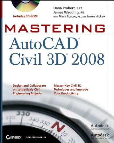 Mastering AutoCAD Civil 3D 2008 (Mastering Layout compare prices)