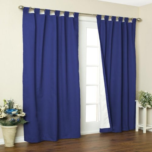 Amazon Kitchen Curtains Discount Store: Insulating Curtains €� Tab Top €� Pair