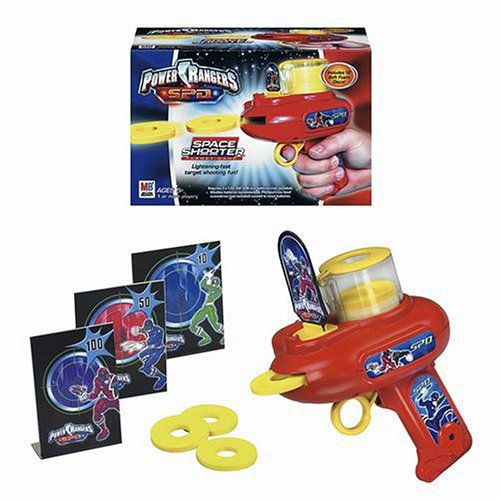 Power Rangers Space Shooter - Buy Power Rangers Space Shooter - Purchase Power Rangers Space Shooter (Hasbro, Toys & Games,Categories,Activities & Amusements)