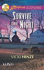 Survive the Night (Love Inspired Suspense)