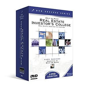 DVD Success Series: Dolf De Roos' Real Estate Investor's College