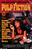 Pulp Fiction Movie (Uma - Retro Ad) Poster Print - 24x36 Poster Print, 24x36 Poster Print, 24x36