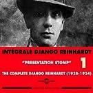 Int�grale Django Reinhardt, vol. 1 : 1928-1934 Presentation Stomp